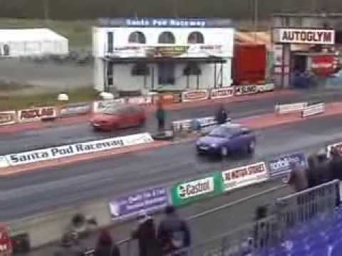 Vauxhall Corsa C20XE using Wizards of NOS nitrous system