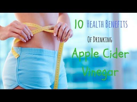 Top 10 Health Benefits of Drinking Apple Cider Vinegar
