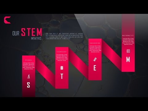 How To Design STEM Education, Science Slide Infographics in Microsoft Office 365 PowerPoint PPT