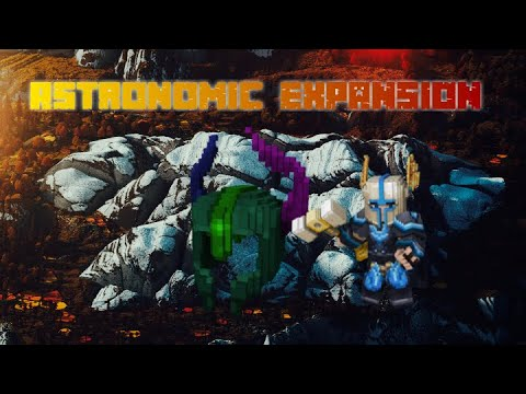 SO MANY NEW ITEMS!!! | Astronomic expansion Add-On