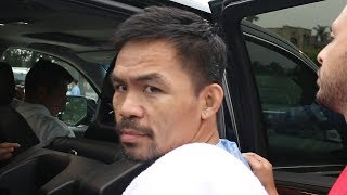 Download MANNY PACQUIAO FIRES BACK AT THURMAN BETTING 10K ON KO ″THANK YOU FOR YOUR DONATION!″ Video