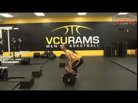 Add Five Strength Exercises to Your Basketball Training Program!