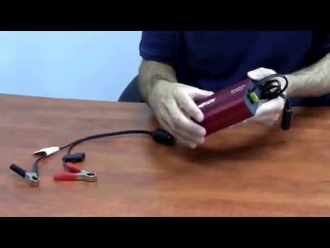 How to Connect a CPAP Battery with a CPAP Machine