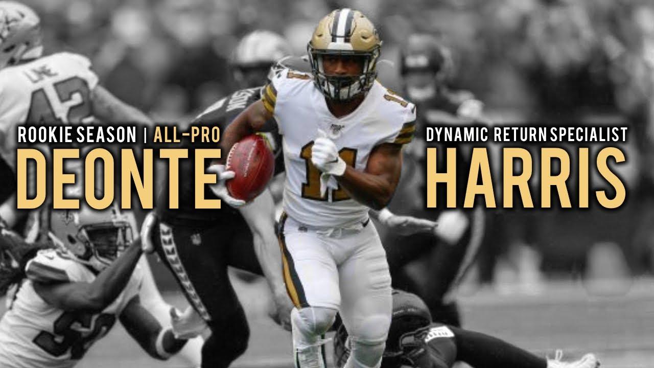 "Deonte Harris Rookie Highlights   ""Dynamic"" ᵂᴰ⁴ᴸ"