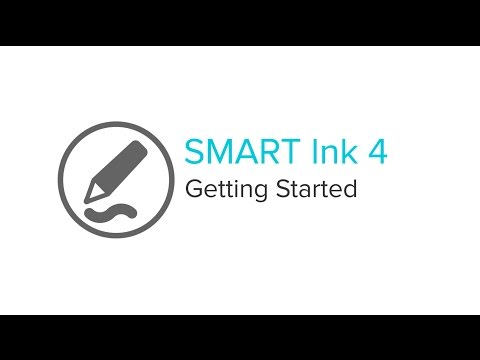 SMART Ink 4 - Getting Started