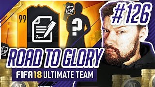 BUYING BACK A MONSTER! - #FIFA18 Road to Glory! #126 Ultimate Team