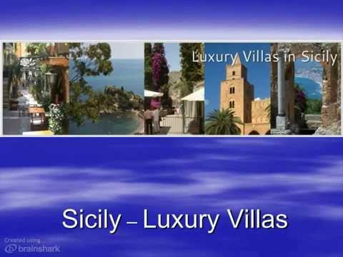 Sicily - Luxury Villas
