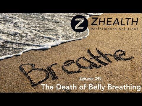 Band Breathing Vs. Belly Breathing