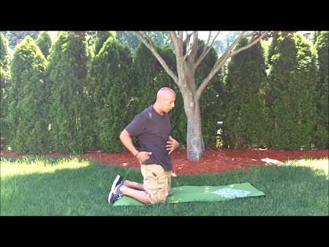 Fibromyalgia exercise for a stronger core and back pain relief
