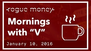 """Mornings with """"V"""" & CJ - 20,000 Leagues Under The Deep State (01/10/2017)"""