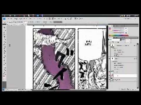 Colloring Your Comic 2D @R_4ku