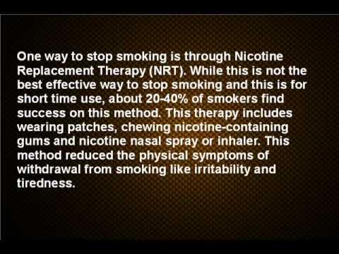 Best Effective Way to Stop Smoking