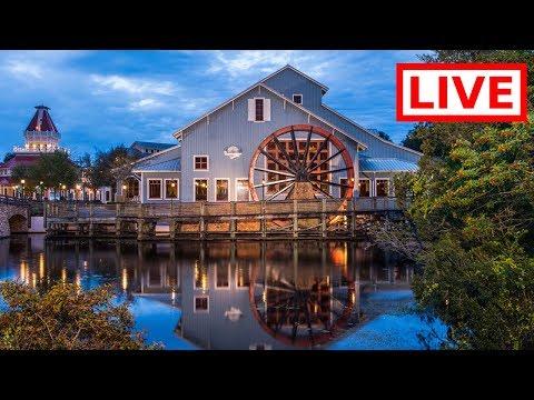🔴 LIVE:  Disney's Port Orleans French Quarter & Riverside    Resort Walkthrough, Tour & More!