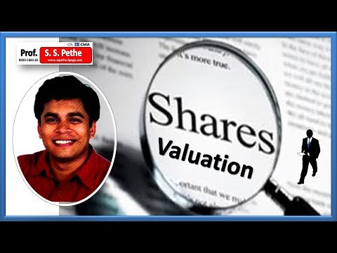 Valuation   Buy Shares   Buy Stocks   Valuation of Company   Valuation of Shares - Part A
