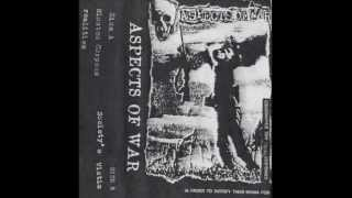 ASPECTS OF WAR In Order To Satisfy Their Mania For Conquest Punks Are Squandered' Demo