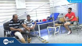 #x202b;الأطراف الصناعية.. أمل جديد لضحايا الحروب والأمراض بالعراق#x202c;lrm;