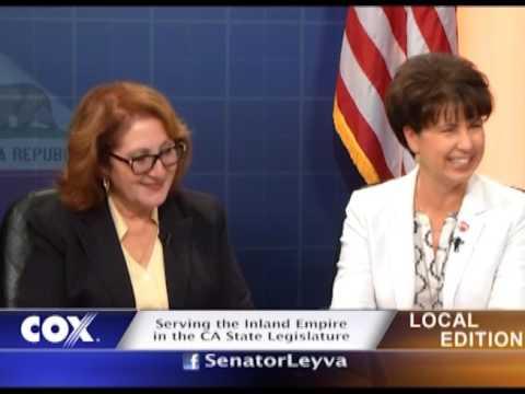 Charter-Cox Local Edition with CA Sen. Connie Leyva & Assm. Eloise Gomez-Reyes, Pt 2
