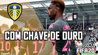 COM CHAVE DE OURO | Modo Carreira Realista FIFA 20 | T1 Ep17