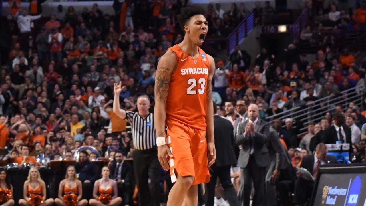 Syracuse vs. Virginia: Syracuse moves on to Final Four