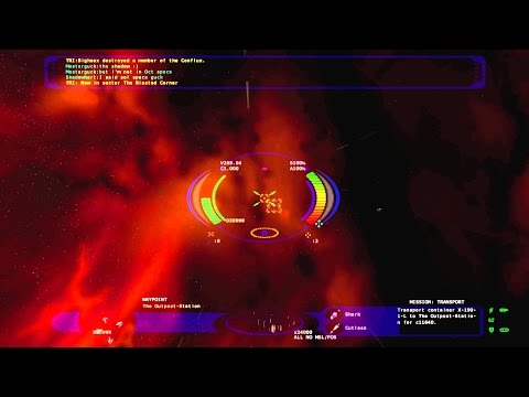 Spacey MMO Streamfest - Jumpgate, Earth & Beyond and Star Wars: Galaxies