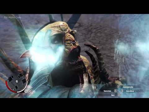 Middle-Earth: Shadow of Mordor - Talion Hunts Down Ratbag