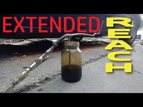 DIY MAKE Vehicle Undercoating OIL Spray Gun