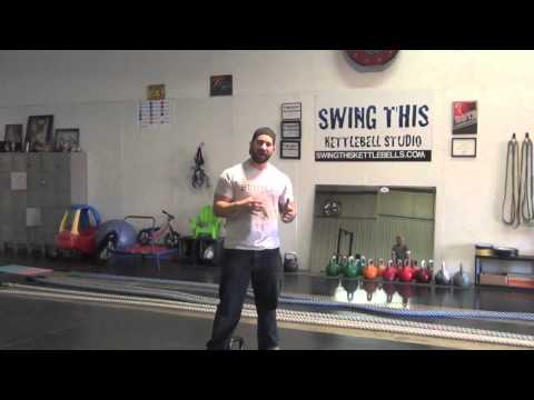 The Ultimate Kettlebell Pentathlon Training Video