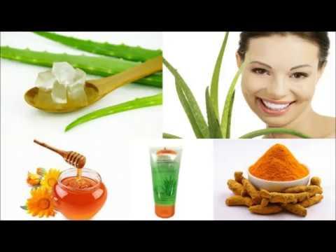 Ayurvedic Aloe Vera Facial at Home ~ Get Clean And Spotless Skin || 100% Effective