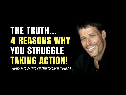 Change Your Mindset   4 Reasons Why You Struggle Taking Action Towards Achieving Your Goals