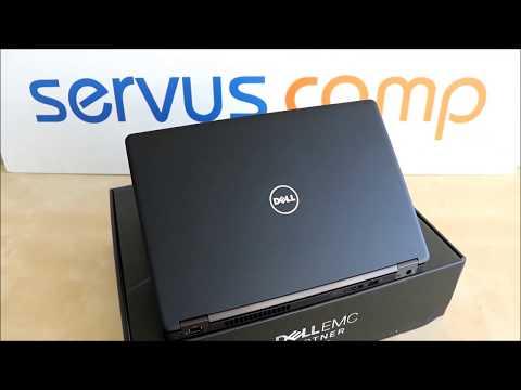 Laptop Dell Latitude 5480 Servus Comp