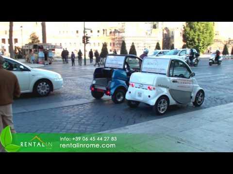 Green Electric Cars - Rental inRome - rentalinrome.com
