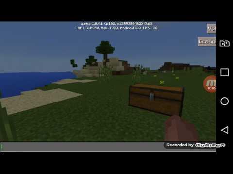 Minecraft pe 1.0.4.1:mod dayZ