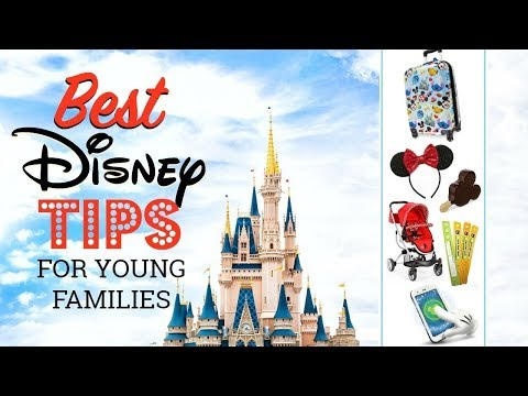 Travel   My BEST Tips for Disney World with Preschoolers