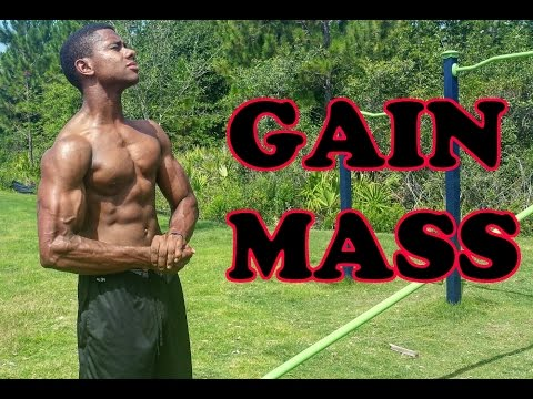 Guide: How to Build Muscle with Calisthenics | Gain Mass