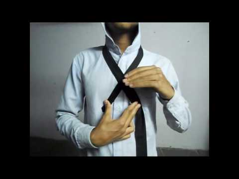 How to tie a tie Tie ko kis tarha bandhe ? video by 21st century style