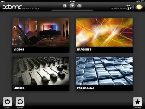 Como instalar XBMC en su iPad, iPhone, o iPod