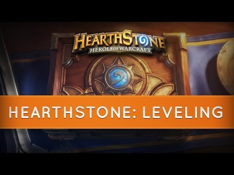 Hearthstone: Levels and Leveling