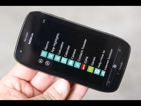 Apps & Games Delete, uninstall to Nokia Lumia 710