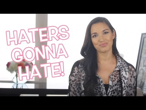 How to Deal with Haters in Real Life  - Dealing with Negative People