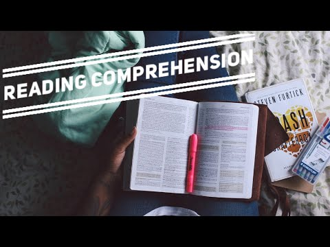 How to Read a Comprehension Passage | IELTS or IGCSE English Language