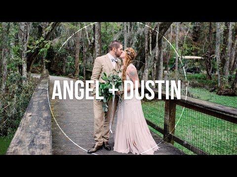 ANGEL + DUSTIN | WEDDING FILM | CHARLESTON, SC