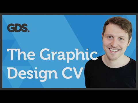 The Graphic Design CV Ep35/45 [Beginners guide to Graphic Design]