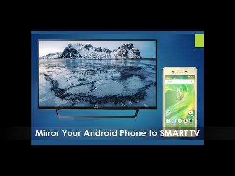 Screen Mirroring without WiFi