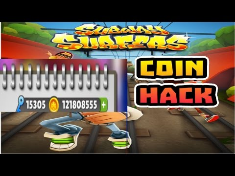 SUBWAY SURF UNLIMITED COINS HACK!! IOS 10+/IPad/iPhone/iPod [NO JAILBREAK OR COMPUTER!!]WORKS 2017