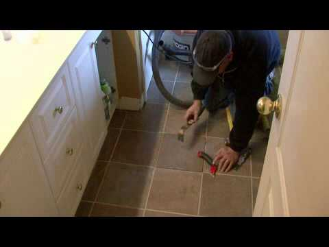How to Remove Ceramic Floor Tile