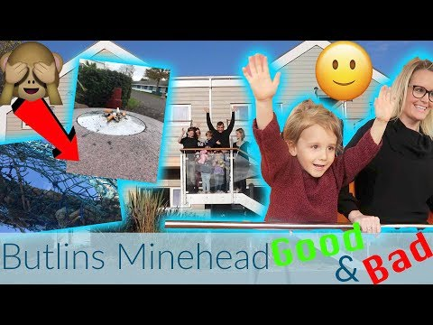 Butlins Minehead 2017 | The Good AND Bad