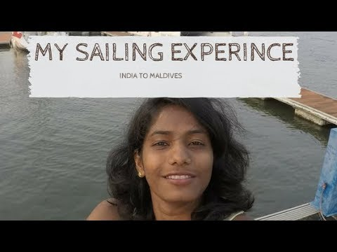Sailing to Maldives from India Episode-1 Nomad series