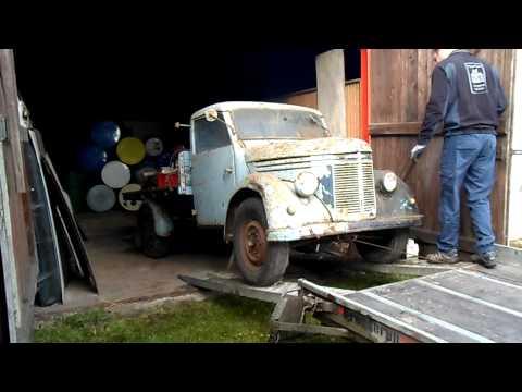 53 IFA Framo barn find.