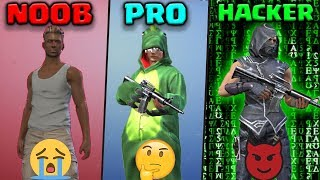 Free Fire Noob Vs Pro Vs Hacker Videos 9tubetv