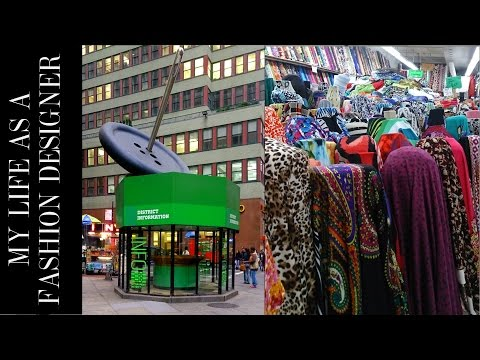 🔴 LIVE Replay: NYC Garment District Is Disappearing!😕